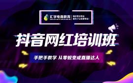 深圳抖音网红培训班