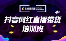 广州抖音带货网红直播带货学习培训班