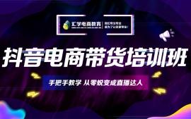广州抖音电商带货培训班