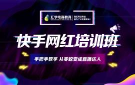 惠州快手网红培训班