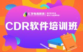 佛山禅城CDR软件实战培训机构
