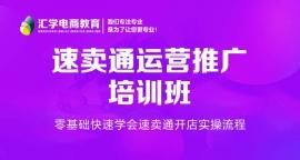 东莞厚街速卖通运营推广培训班