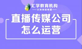 东莞直播运营教学