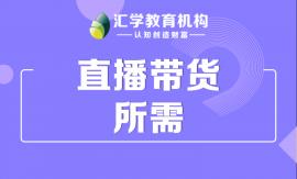 东莞直播带货培训机构